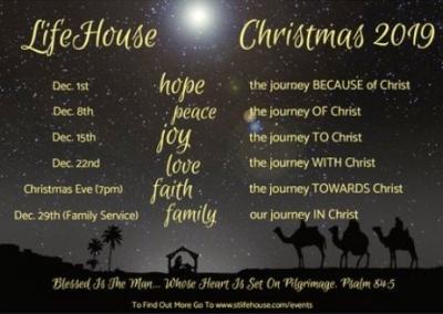 lifehouse christmas ad 2019